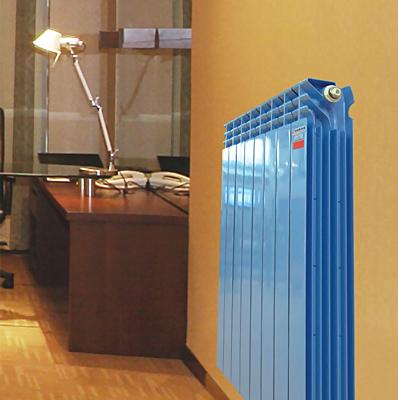 压铸铝散热器SJ96系列
