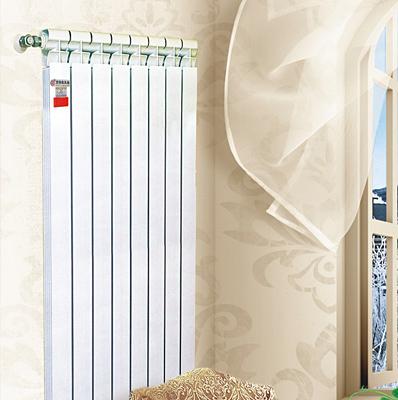 压铸铝散热器SJ120系列